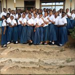 2020 Form Four Girls