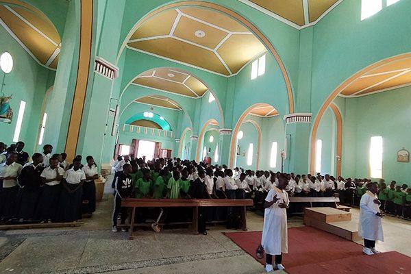 St. Thomas Graduation 09